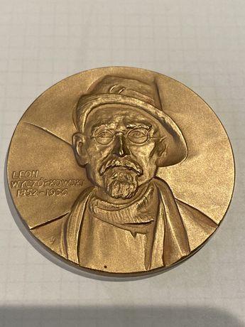 Medal Leon Wyczółkowski 1985. Mennica Państwowa