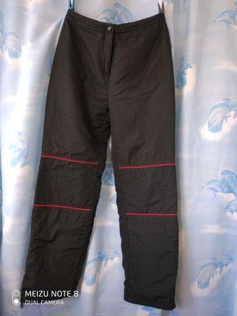 Женские синтепоновые брюки