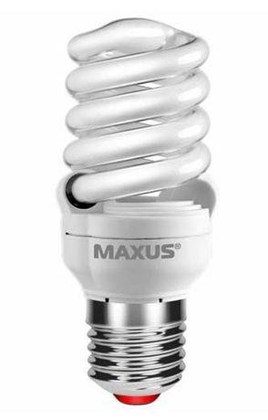 Энергосберегающая (люминесцентная) лампа MAXUS E27 (15 W)