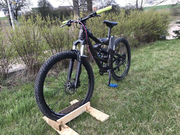 Rower full enduro ns bike kellys downhill mtb na ramie giant faith 2