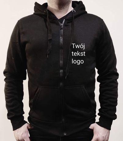 Bluza rozpinana personalizowana LOGO