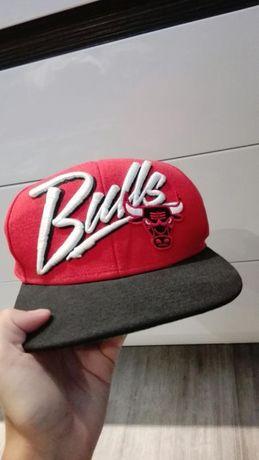 Czapka Snapback Mitchell&Ness Chicago Bulls hologram hit okazja