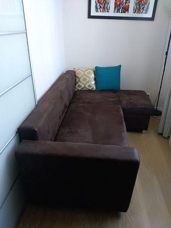 Narożnik, kanapa, łóżko rozkladane