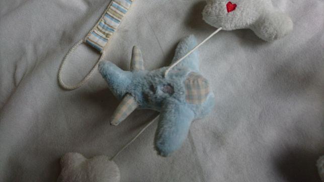 Karuzela pozytywka dla niemowlaka do łóżeczka ZESTAW UNIKATOWY