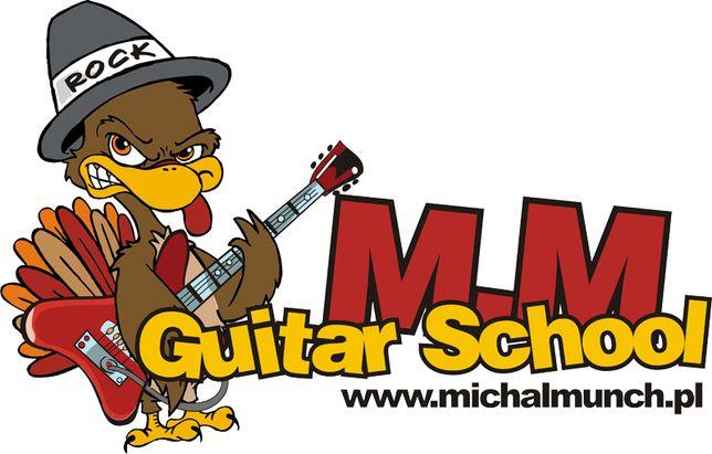 Nauka Gry Na Gitarze! - M.M. Guitar School - Lekcje Gry Na Gitarze!