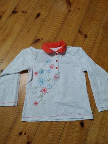 bluzeczka dziewczęca za darmo