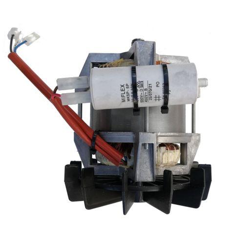 Silnik Elektryczny Jednofazowy Betoniarki 900W NOWY F-VAT Pasek gratis