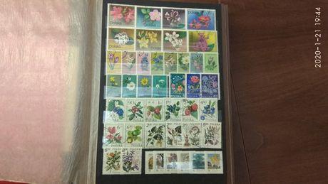 4 klasery ok 2300 znaczków kolekcjonerskich do NEGOCJACJI