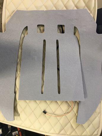 Bmw X5 X6 F15 F16 мат подогрев сидения 52107320358