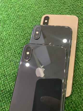 IPhone Xs 64 Neverlock Гарантия 6 месяцев тц Космос