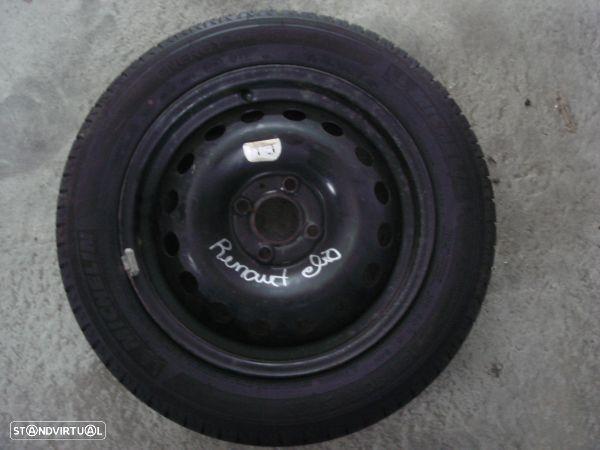 Pneu Suplente Renault Clio Iii (Br0/1, Cr0/1)