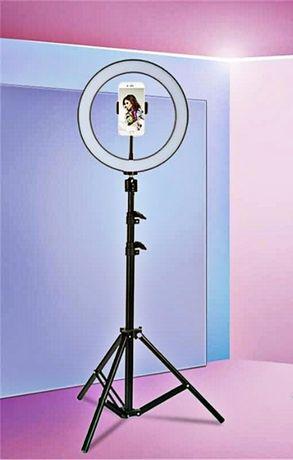 Кольцевой свет +штатив для фото\видео
