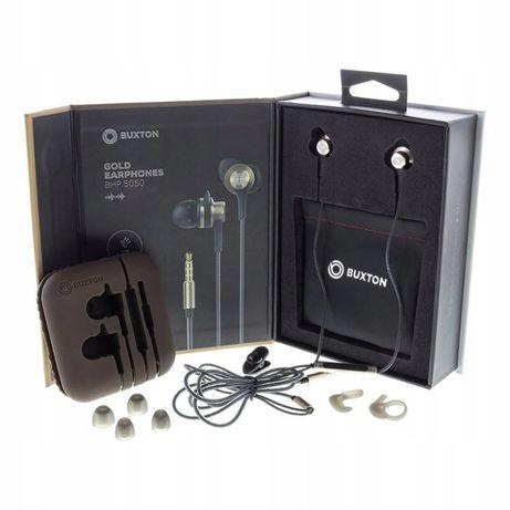 Słuchawki douszne Buxton BHP 5050 GOLD