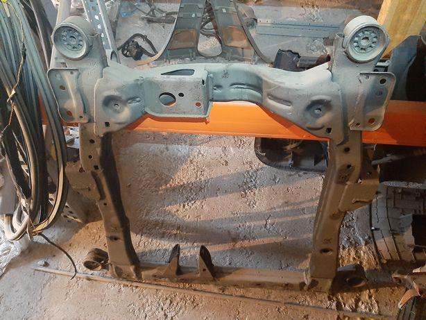 Chevrolet Cruze 2013рв балка передня передня частина автомобіля задні