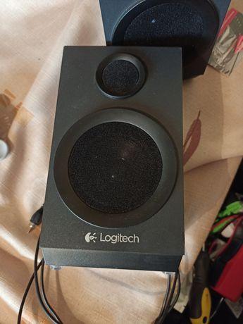 Głośniki od zestawu 2.1 Logitech Z333