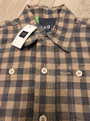 Новая рубашка Gap размер 4-5 лет