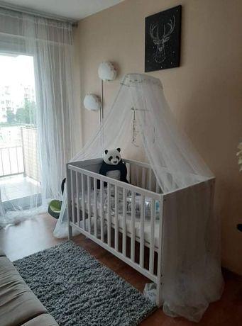 Łóżeczko Dziecięce 2 poziomy wysokości