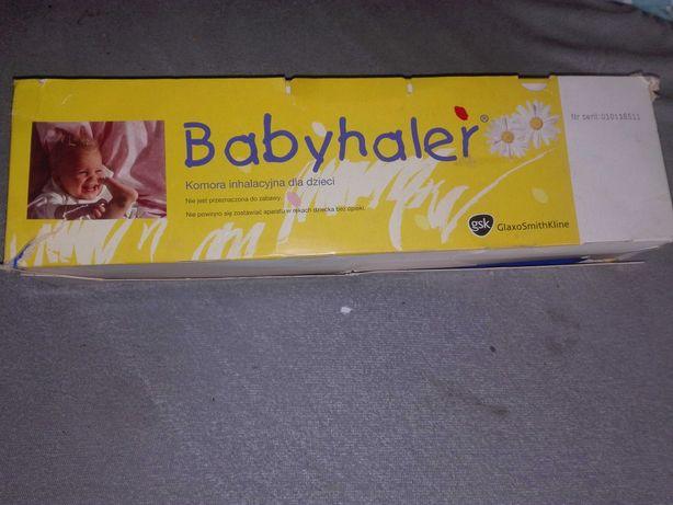Komora inhalacyjna dla dzieci i dorosłych