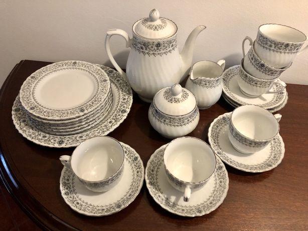 Serviço de chá de 6 peças