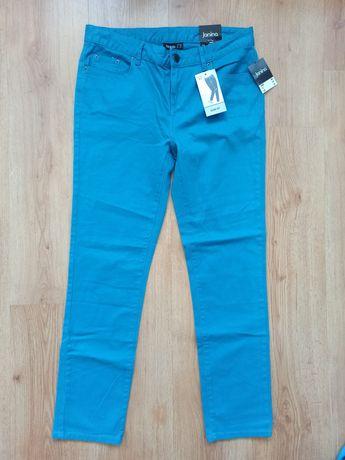 Spodnie typu Slim fit rozmiar 40 L NOWE