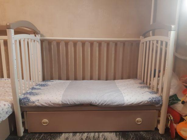 Детская кроватка Верес ЛД-6