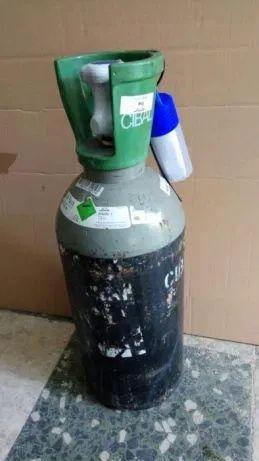 Botija cilindro tanque CO2