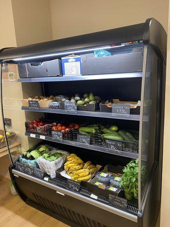 Mural frutas e legumes
