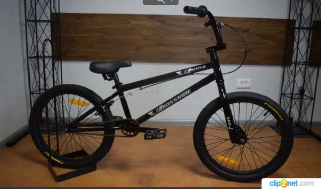 "велосипед ВМХ CROSSRIDE Freestyle 20"""