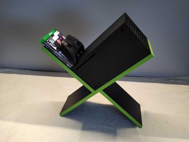 XboX sX stojak, wyjątkowy sposób umieszczenia konsoli