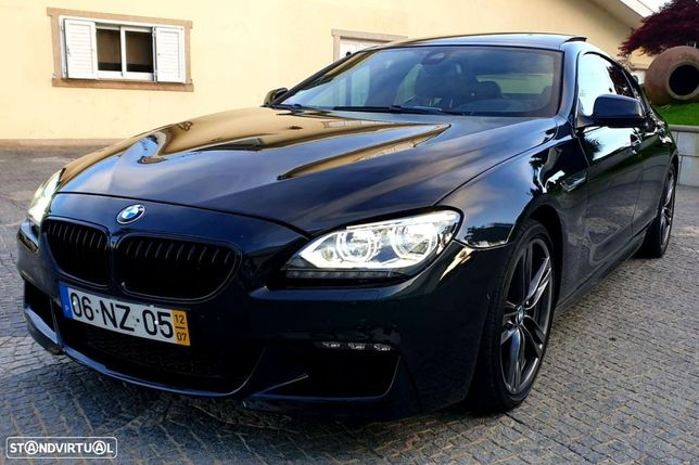 BMW 640 Gran Coupé Pack-M