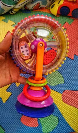 Игрушка на присоске