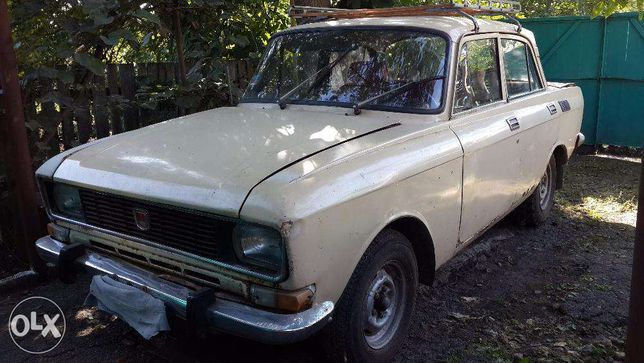 Продам Москвич АЗЛК - 2140 Люкс