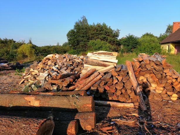 Sprzedaż drewna opałowego