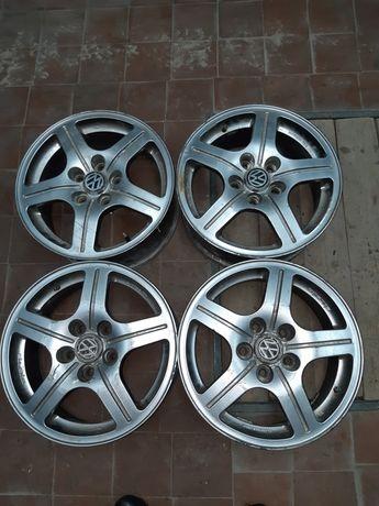 Срочно Продам диски 15 литье VW