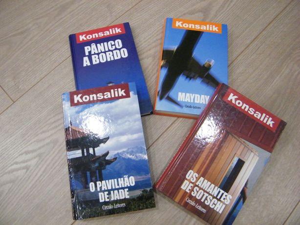 Livros do Autor - Konsalik