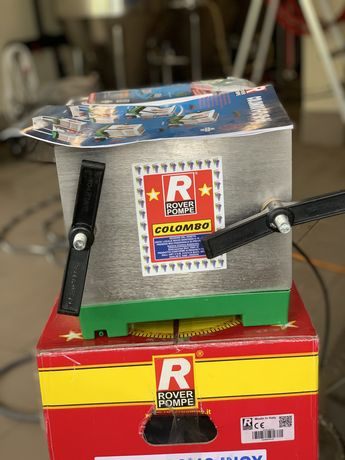 Продам пресс-фильтр Rover Pompe Colombo 18 INOX
