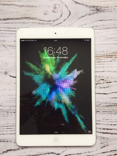 iPad mini 64gb з сім.