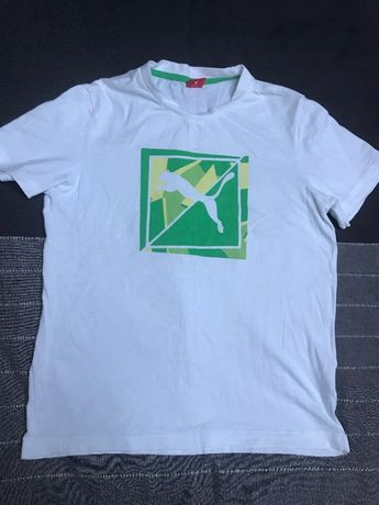 Koszulka t-shirt puma 164 stan idealny