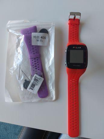 Vendo relógio polar m400 em muito com estado com bracelete extra