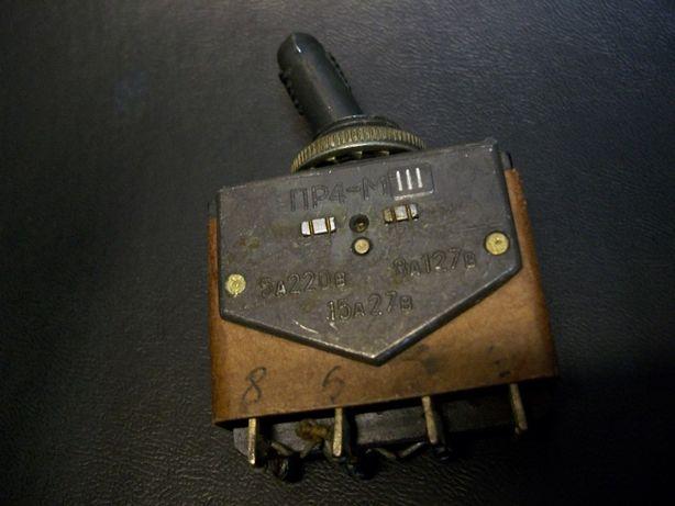 Выключатель ПР4-М