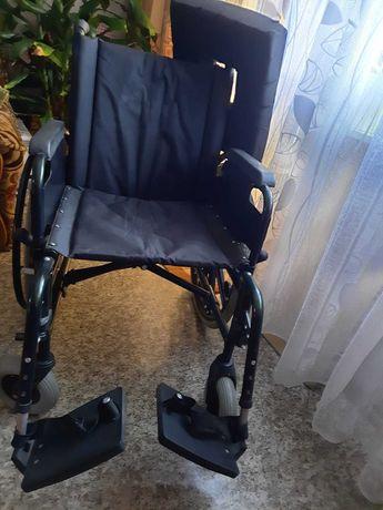 Wózek inwalidzki Jazz 50 + dodatki