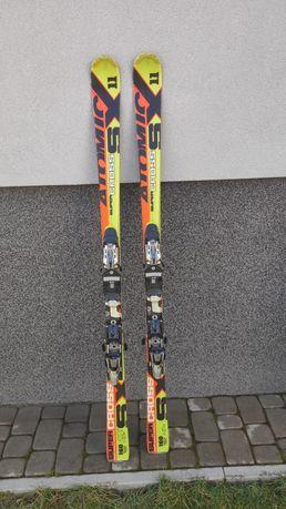 Narty Atomic Sx11 160cm
