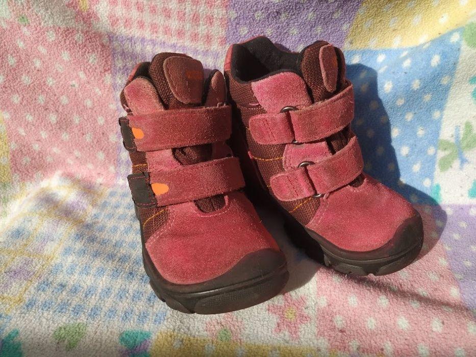 Ботинки для девочки ECCO, 23 размер Киев - изображение 1