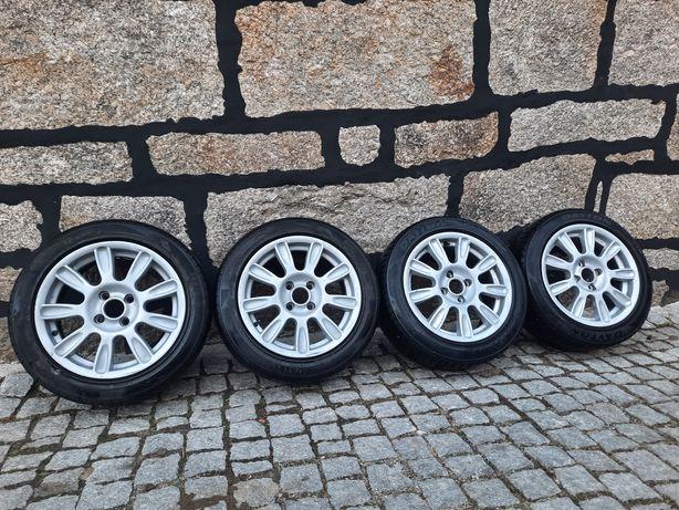 Jantes 15 4×100 com pneus