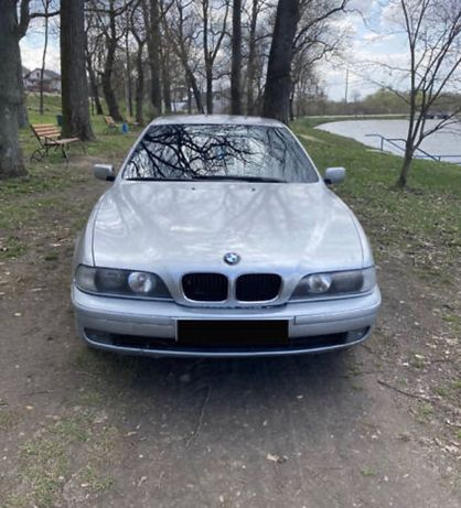 BMW 525 супер стан