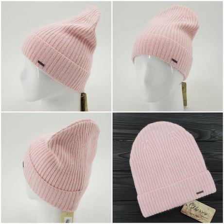 Шапка женская, шапки, ангора, шапка зимняя, шапка осенняя