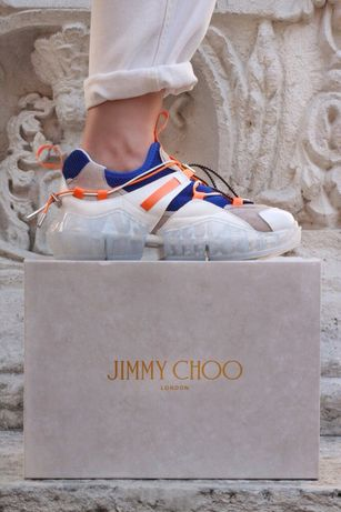 Buty Jimmy Choo 36-40 damskie trampki sneakersy