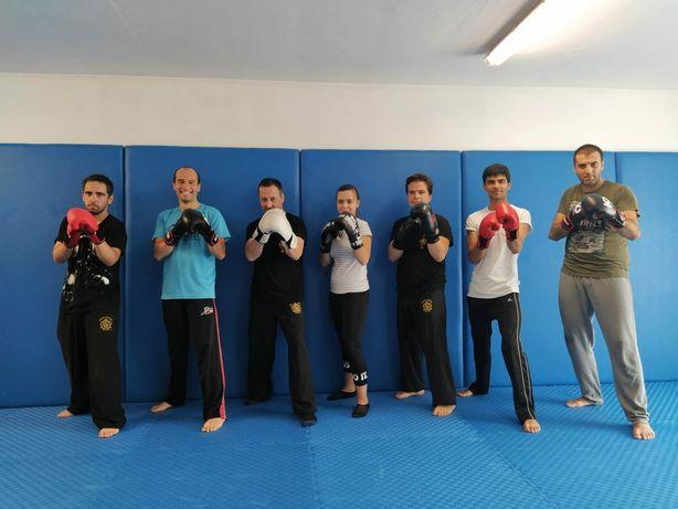 Aulas de Wing CHun Kung Fu