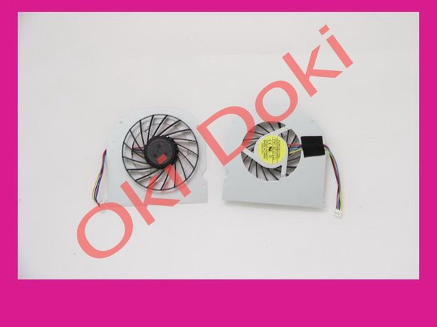 Вентилятор Кулер ASUS X82 F80 F81S F83 X88 X85 DFS551005M30T Fan Асус