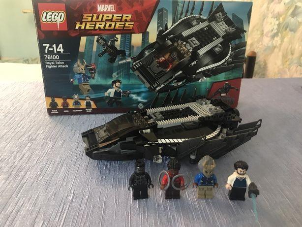Lego Marvel 76100
